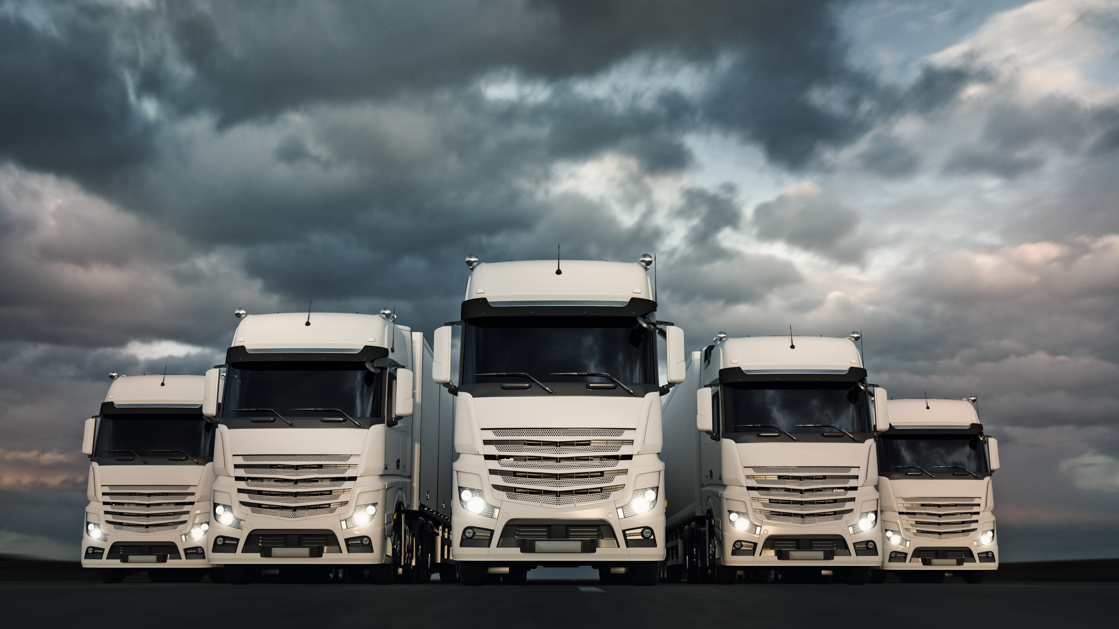 GOOD NEWS: THE FREIGHT MARKET IS ABOUT TO TURN UP