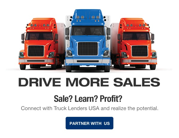 Drive more sales with commercial truck financing