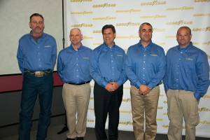 Ivan Vasovic Named Goodyear Highway Hero at MATS