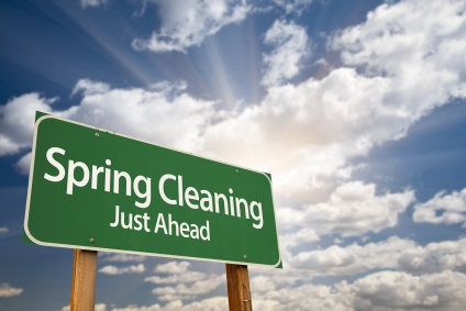 Its Spring Cleaning Time Again!