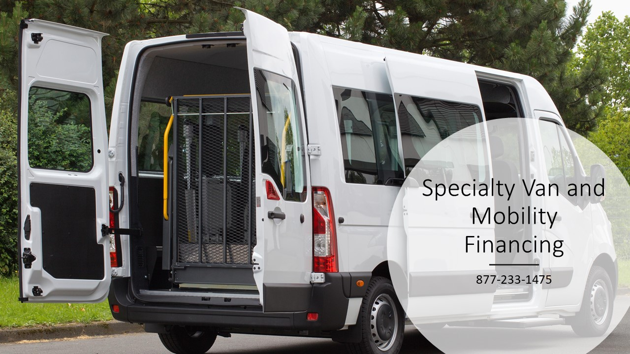 Specialty Van and Mobility Financing