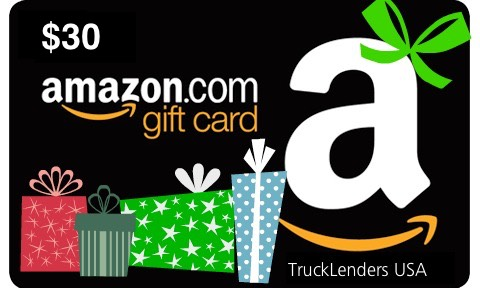 Get a $30 Amazon Gift Card