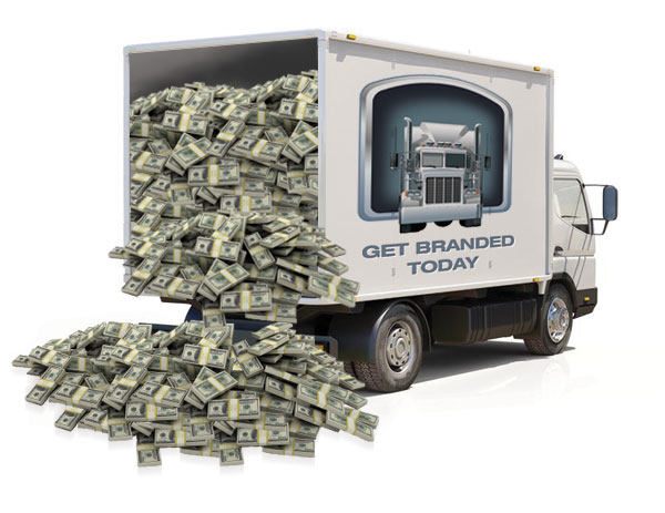 Box Truck Financing as easy as 1-2-3!