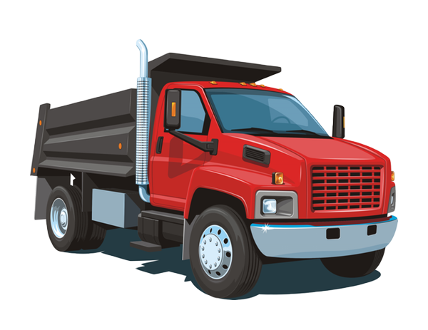 Dump Truck Financing as easy as 1-2-3!