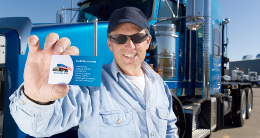 Best Commercial Truck Financing company