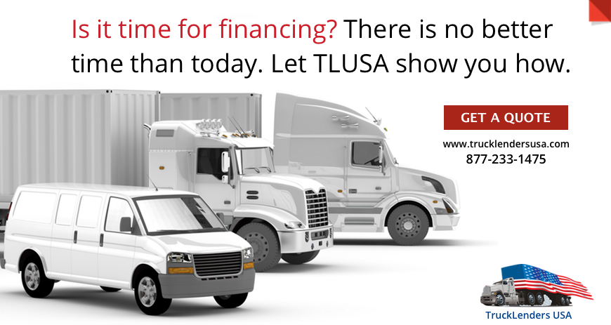 Commercial Truck Financing - 4 Hour Approval
